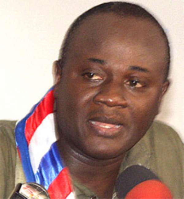 I have Not Thought Of Presidency Yet – D. Botwe
